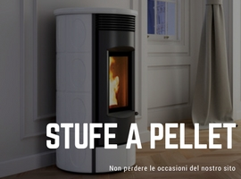 Stufe a pellet in offerta